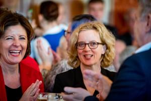 Malu Dreyer und Natascha Kohnen: Gleich zwei stellvertretende Parteivorsitzende der SPD
