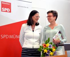 Abschied aus dem Vorstand nach 12 Jahren: Isabell Zacharias