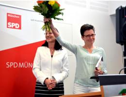 Isabell Zacharias kämpft um das Direktmandat bei der Landtagswahl am 14. Oktober