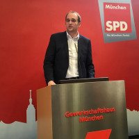 Unser Bundestagskandidat im Münchner Süden Sebastian Roloff