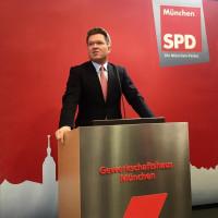 Florian Post, MdB kandidiert im Münchner Norden