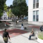 So soll es künftig vor Ort aussehen: Blick Richtung Frauenplatz (Visualisierung: Baureferat)