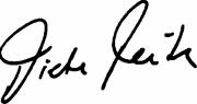 Dieter Reiter: Unterschrift