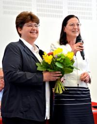 Micky Wenngatz und Claudia Tausend