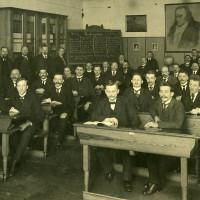 SPD-Parteischule 1914