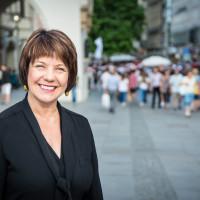 Die Landtagsabgeordnete Diana Stachowitz