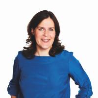 Verena Dietl freut sich auf die Zusammenarbeit