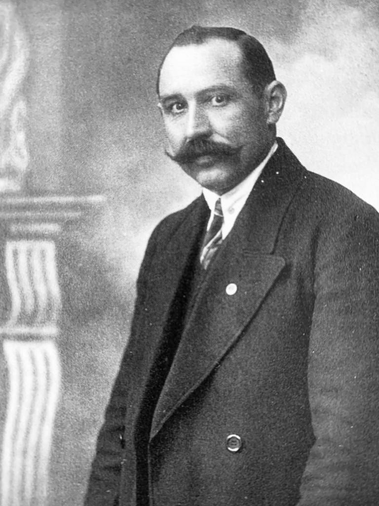Thomas Wimmer wird 1925 erstmals in den Münchner Stadtrat gewählt
